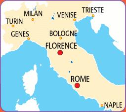 Infos sur » carte italie florence » Vacances   Arts  Guides Voyages